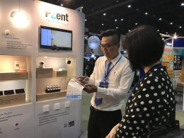 PZent ยกขบวนสินค้า Smart Home และ Tour Guide บุกงาน Thailand HR Tech 2018