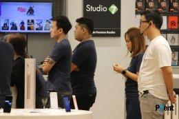 """""""PZent ร่วมต้อนรับ iPhone8 มอบอุปกรณ์ Tour Guide ให้ Studio 7 ทดลองใช้งาน!!!"""""""