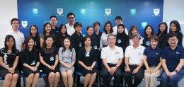 คณะเภสัชศาสตร์ จุฬาลงกรณ์มหาวิทยาลัย เข้าเยี่ยมชมโรงงานผลิตของ MEGA We care