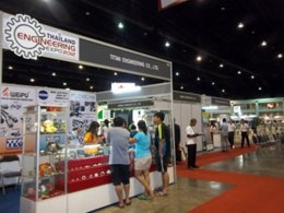 THAILAND ENGINEERING EXPO 2012