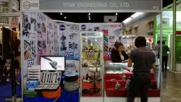 THAILAND ENGINEERING EXPRO 2013