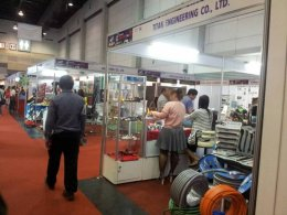 THAILAND INDUSTRIAL FAIR 2014
