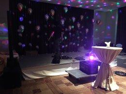 งานเลี้ยงปาร์ตี้ Aeyducation Prom night sound karaoke lighting