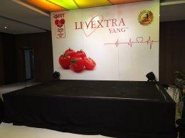 งาน Livextra yang jazzhotel