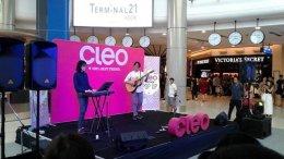 งาน cleo terminal 21 อโศก