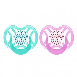 Orthodontic Silicone Soother 6 mths+