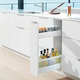 Narrow cabinets - แนวคิดการทำลิ้นชักแคบ