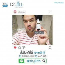 ผู้ชาย ใช้เซรั่ม Dr.JILL ดีไหม ?