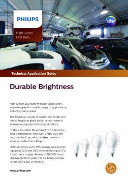 High Lumen LED Bulb gen 2