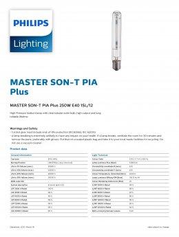 SON-T PIA Plus