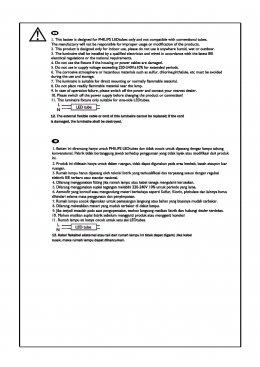 Essential LEDtube Batten BN015C