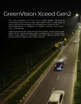 GreenVision Xceed G2