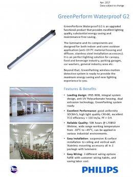 GreenPerform Waterproof G2 - WT188C