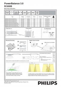 PowerBalance 3.0 - RC600B