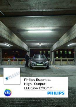 Essential High - Output LEDtube 1200mm
