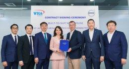 วอลโว่ คาร์ ประเทศไทย รุดเดินหน้าธุรกิจอย่างต่อเนื่อง  ลงทุนเปิดคลังสินค้าขนาดใหญ่แห่งใหม่ในไทย ผงาดเป็นศูนย์กลางโลจิสติกส์  สำหรับลูกค้าในประเทศและภูมิภาคอาเซียน