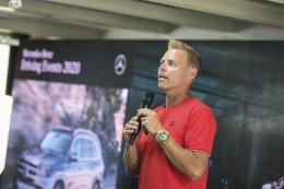 """เมอร์เซเดส-เบนซ์ ย้ำภาพผู้นำด้านการขับขี่ระดับโลก ขนทัพรถหรูกว่า 24 รุ่นเข้าร่วมงาน """"Mercedes-Benz Driving Events 2020"""" กิจกรรมขับขี่ปลอดภัยที่จัดขึ้นให้กับพนักงาน ที่สนามพีระเซอร์กิต พัทยา พร้อมยกระดับมาตรฐานการพัฒนาศักยภาพของพนักงาน เมอร์เซเดส-เบนซ์ อย่"""