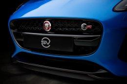 JAGUAR F-TYPE SVR ราคาจำหน่ายเริ่มต้น 12,999,000 บาท