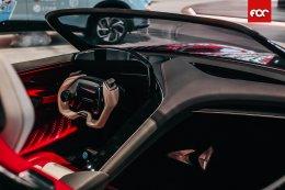 เอ็มจี เปิดตัวนวัตกรรมและรถใหม่ในงาน Shanghai Auto Show 2021
