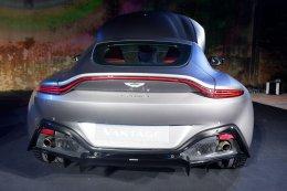 เปิดตัวโฉมใหม่ New Aston Martin Vantage