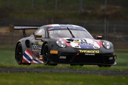 นักแข่งไทย AAS Motorsport โชว์ฟอร์มเดือด ขับเคี่ยว พารถลายไทย เข้ารอบ Main Race ขึ้นนำอันดับ 1 ก่อนพลาดเสียจังหวะ ในศึก FIA GT Nations Cup 2019 (FIA Motorsport Games) ประเภท GT Cup ณ กรุงโรม ประเทศอิตาลี