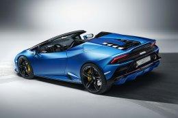 Lamborghini เปิดตัว Huracán EVO Spyder