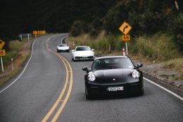 FOC DRIVE special Test drive The New PORSCHE 911 Carrera S / 911 Carrera 4S (Type 992) in New Zealand