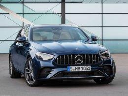 เปิดตัวแล้ว The New E-Class W213 ประเดิมด้วยรุ่นพระรอง Mercedes-Benz E53 AMG ทั้งรุ่น Sedan และ Estate
