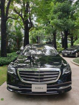 เมอร์เซเดส-เบนซ์ เดินหน้าธุรกิจกลุ่มลูกค้าองค์กร  จับมือ 6 โรงแรมห้าดาวชั้นนำของเมืองไทย มอบที่สุดแห่งประสบการณ์ความหรูหรา ด้วยการส่งมอบรถลิมูซีนเมอร์เซเดส-เบนซ์ เอส-คลาสพร้อมกันกว่า 40 คัน