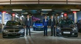 บีเอ็มดับเบิลยู กรุ๊ป ประเทศไทย เปิดศักราช 2563 เผยโฉมบีเอ็มดับเบิลยู 218i Gran Coupe M Sport ใหม่ เสริมแกร่งตระกูลซีรี่ส์ 3 ด้วยรุ่นประกอบในประเทศ เตรียมสานต่อความสำเร็จอีกมากมายตลอดทั้งปี