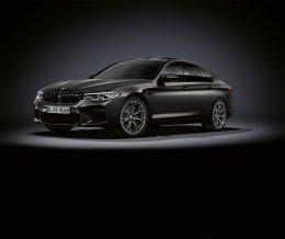 หล่อ เข้ม จริงจังในราคา 13,999,000 บาท กับ BMW M5 รุ่นฉลองครบรอบ 35 ปี (Edition 35 Years)  รวมภาษีมูลค่าเพิ่มและ BSI