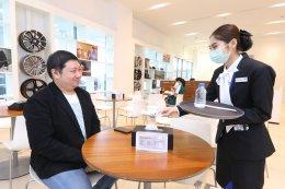 ผู้จำหน่ายของบีเอ็มดับเบิลยู กรุ๊ป ประเทศไทย ตอกย้ำความมั่นใจแก่ลูกค้า เสริมมาตรการป้องกันเชื้อโควิด-19 ขั้นสูงสุดทุกศูนย์บริการ