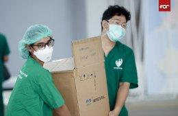 บีเอ็มดับเบิลยู กรุ๊ป ประเทศไทย ร่วมกับ HackVax Open Design  บริษัท บางจาก คอร์ปอเรชั่น จำกัด (มหาชน) มูลนิธิซิโก้ มหาวิทยาลัยรังสิต กลุ่มออร์แกไนเซอร์จิตอาสา โรงพยาบาลมหาราชนครราชสีมาและพันธมิตร ผนึกกำลังตรวจหาเชื้อโควิด-19 เชิงรุกในกรุงเทพและปริมณฑล