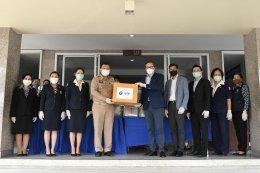 บีเอ็มดับเบิลยู กรุ๊ป ประเทศไทย ร่วมต้านโควิด-19 บริจาคหน้ากากอนามัยให้แก่โรงพยาบาลและหน่วยงานทางการแพทย์ 5 แห่งในไทย