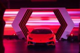 """เรนาสโซ มอเตอร์ รุกตลาดซูเปอร์สปอร์ตคาร์ เปิดตัว """"Lamborghini Huracán EVO"""" โฉมใหม่ในประเทศไทย"""