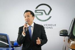จากัวร์ แลนด์โรเวอร์ เปิดตัวรถยนต์ SVO พร้อมจำหน่ายในประเทศไทยถึง  3 รุ่น ตอกย้ำสมรรถนะ ประสิทธิภาพ และความหรูหราอีกระดับของผลิตภัณฑ์