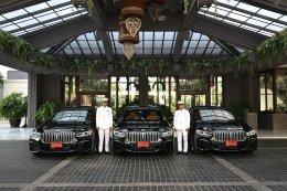 บีเอ็มดับเบิลยู ประเทศไทย และโรงแรมแมนดาริน โอเรียนเต็ล กรุงเทพฯ สานต่อประสบการณ์เหนือระดับด้วยบีเอ็มดับเบิลยูซีรี่ส์ 730Ld M Sport ใหม่ พร้อมฉลองการส่งมอบบีเอ็มดับเบิลยู ซีรี่ส์ 7 ครบ 100 คัน