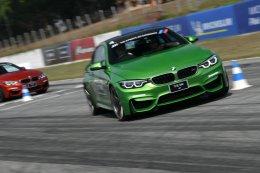 ขับอย่างเซียน อัพสกิลขั้นเทพกับ BMW /// M  Experience