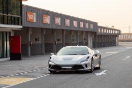 Ferrari F8 Tributo Track Drive Experience 2020