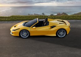 Ferrari F8 Spider: สายพันธุ์ม้าลำพอง ที่พัฒนาให้เหนือชั้นยิ่งขึ้น