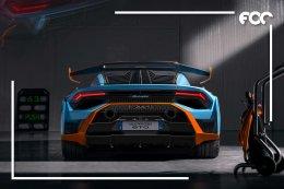 กระทิงดุ เผยโฉม Lamborghini Huracán STO (ลัมโบร์กินี ฮูราแคน เอสทีโอ)