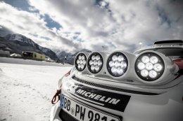 ปอร์เช่วางแผนผลิตรถแข่งแรลลี่สมรรถนะสูงตามกฎข้อบังคับของ R-GT