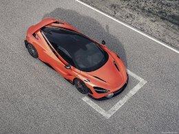 ราชันย์เจ้าแห่งความเร็ว McLaren 765LT