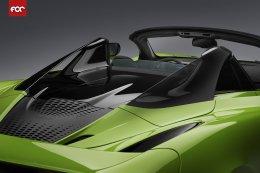 เปิดตัว McLaren 765LT Spider
