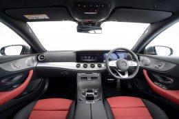 เมอร์เซเดส-เบนซ์ ส่งรถยนต์ใหม่ในกลุ่ม Dream Car รุ่น E 200 Coupé AMG Dynamic ในราคา 4,440,000 บาท