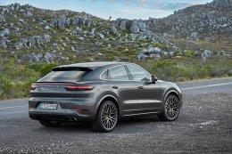 ปอร์เช่ เผยโฉม คาเยนน์ คูเป้ (Porsche Cayenne Coupé)เสริมทัพยนตกรรมสปอร์ต SUV ด้วยตัวถังใหม่ล่าสุด