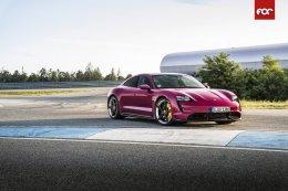 Porsche Taycan  MY 2021 ยกระดับเทคโนโลยี เสริมอุปกรณ์ล้ำสมัย เพิ่มสีใหม่ Rubystar , Acid Green