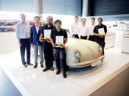 ปอร์เช่ ประเทศไทย คือที่สุดแห่งความเป็นเลิศด้านการดูแลรถยนต์รุ่นคลาสสิค