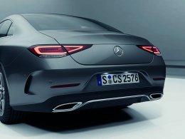เมอร์เซเดส-เบนซ์ ประเดิมศักราชใหม่ เปิดตัวยนตรกรรมสปอร์ตหรู    Mercedes-Benz CLS รุ่นประกอบในประเทศ