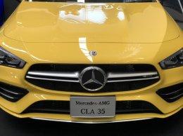 เดือด!เปิดตัว Mercedes-AMG CLA 35 4MATIC ราคา 3,999,000 บาท